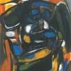 Ausstellung, Georg Paulmichl - neue Texte und Bilder, Bozen, Praxis Dr. Peter Lentsch, 2003