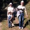 Wolfgang, Mama und Georg, 1987