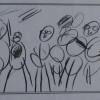 Zeichnung 02, aus: Das kleine bunte Märchenbuch und Geschichtenbuch