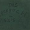 Das Lesebuch vom Georg, Deckblatt