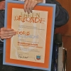 Urkunde Ehrenbürgerschaft
