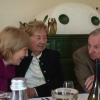 Raisa, Tante Renza und Onkel Danilo Avancini