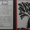 Der Baum mit Bild, aus Georg Paulmichl und Karl Strimmer