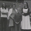 Christine (Schwester), Fernanda (Mutter) Georg u. Klosterschwester in Jupident (A)