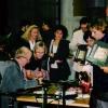 Georg Paulmichl signiert Bücher