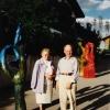 Fernanda und Georg Paulmichl, Neumarkt, 1997