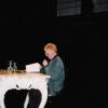 Lesung, Theater in der Altstadt Meran, 1993