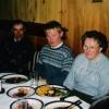 Buchvorstellung strammgefegt - Georg mit Eltern