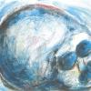 1997, Mischtechnik, aus Verkürzte Landschaft, 2003