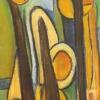 1987, Öl, aus Verkürzte Landschaft, 2003