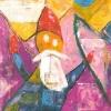 1985, Öl, aus Verkürzte Landschaft, 2003
