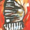 1986, Öl, aus Verkürzte Landschaft, 2003