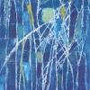 1985, Kratztechnik, aus Verkürzte Landschaft, 2003