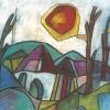 1985, aus Verkürzte Landschaft, 2003