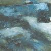 1990, Mischtechnik, aus Verkürzte Landschaft, 2003