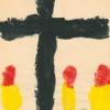 Zeichnung Jupident, Schuljahr 1967/1968