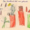 Zeichnung Jupident, Schuljahr 1971/1972
