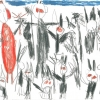 Zeichnung Mals, Schuljahr 1975/1976