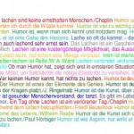 aus: Silvia Petermann, Humorvoll Konflikte lösen...