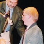 Georg Paulmichl liest bei den Tiroler Buchwochen - am 09.11.1993, Lesung, Kammerspiele des Tiroler Landestheaters