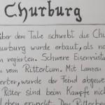 Churburg - ein Text von Georg Paulmichl