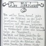 Der Nikolaus - ein Text von Georg Paulmichl