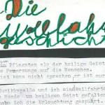 Die Wallfahrtsgeschichte - ein Text von Georg Paulmichl
