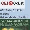 """Ex Libris, Buch der Woche """"Ins Leben gestemmt"""", Radio"""