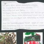 Geburtstagsfest - ein Text von Georg Paulmichl