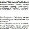 """Hammerling & Georg Paulmichl mit """"freihändig"""""""