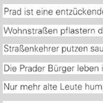 Heimatdorf - ein Gedicht von Georg Paulmichl