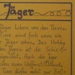 Jäger - ein Gedicht von Georg Paulmichl