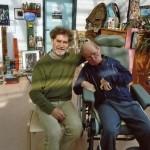 Johannes Gruntz Stoll u. Georg Paulmichl in der BW Prad, 2009