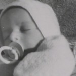 Georg Paulmichl, Säugling