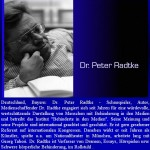 Dr. Peter Radtke - Life Award 2003