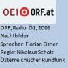 Nachtbilder, Georg Paulmichl, Radio