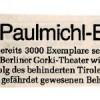 Paulmichl-Erfolg rettet Behindertenwerkstatt