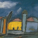 Ausstellung, Georg Paulmichl, Wörgl - vom  02. bis 17.10.2000, Wörgl, Tagungshaus