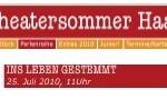 Felix Mitterer liest Texte von Georg Paulmichl - am 25.06.010, Lesung, Theatersommer, Niederösterreich