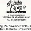"""Georg Paulmichl Lesung, """"Der Vinschgau in der Kunst"""""""
