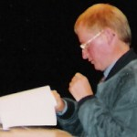 Georg Paulmichl liest im Theater in der Altstadt - am 31.10.1993, Lesung, Theater in der Altstadt Meran