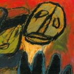 Ausstellung, Georg Paulmichl, Bilder und Texte, Innsbruck - vom 10.12.1999 bis 11.02.2000, Innsbruck, HTL-Galerie