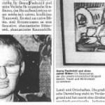 Ausschnitt aus dem Artikel: Die Freiheit als Richtung, Tageszeitung, 13.05.2003