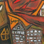 """Bildwerk aus """"Vom Augenmass überwältigt"""" – 2001 - Bildsammlung"""