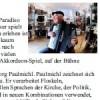 Felix Mitterer und Hannes Thanheiser lesen Georg Paulmichl