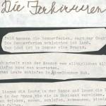 Die Ferien - ein Gedicht von Georg Paulmichl