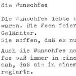 Die Wunschfee - ein Märchen von Georg Paulmichl