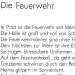 Die Feuerwehr - ein Gedicht von Georg Paulmichl