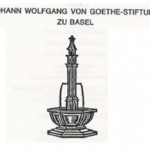 Thomas-Hürlimann-Förderungspreis 1993 - der Goethe Stiftung Basel