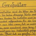 Großväter - ein Gedicht von Georg Paulmichl